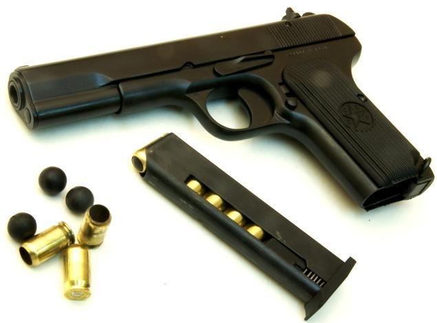 Makarov Rubber Bullets Hand Guns Home Protection Self Defense