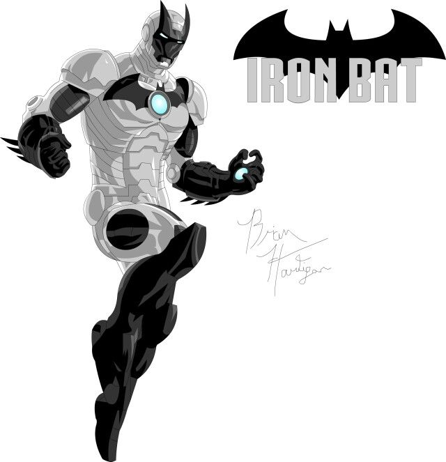 Iron bat                                                                                                                                                                                 More
