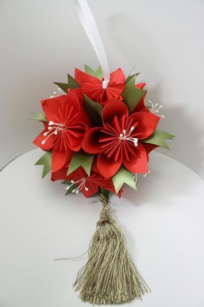Diy Kusudama Flower Pdf Someday I Wanna Do This Pinterest