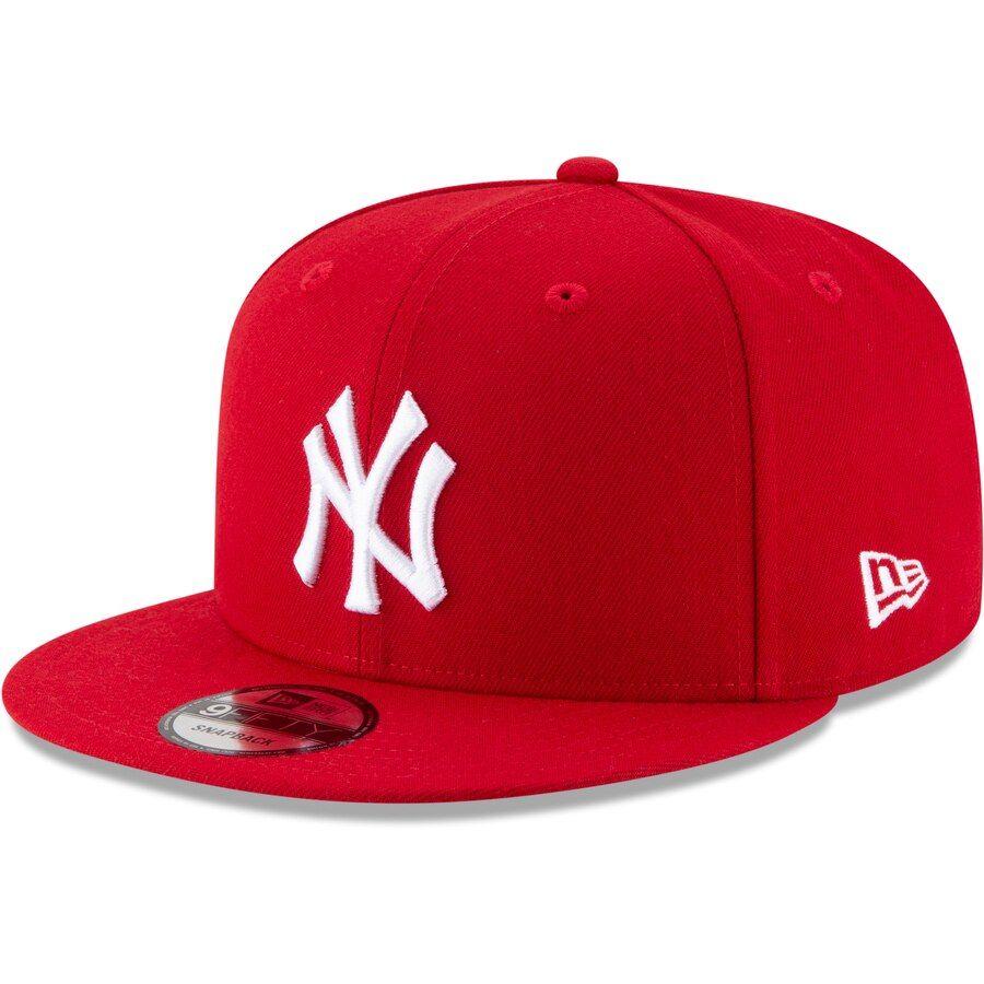 New york yankees new era basic 9fifty adjustable hat