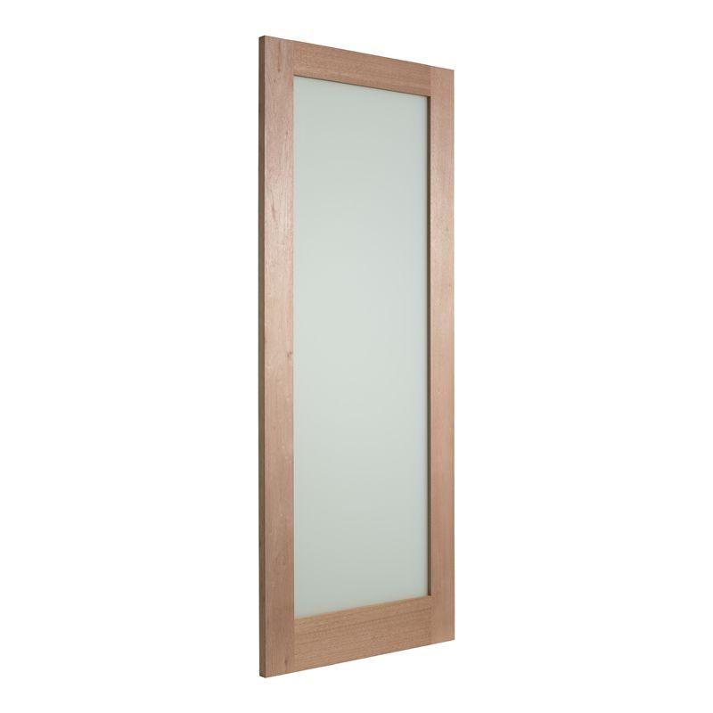 Find Corinthian 2040 X 820 35mm Meranti 1 Light Internal Door Obscure At Bunnings