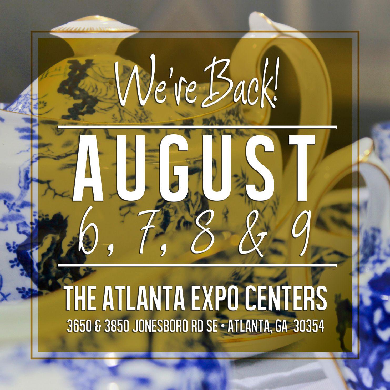 We're back! in 2020 Antiques, Antique market, Marketing