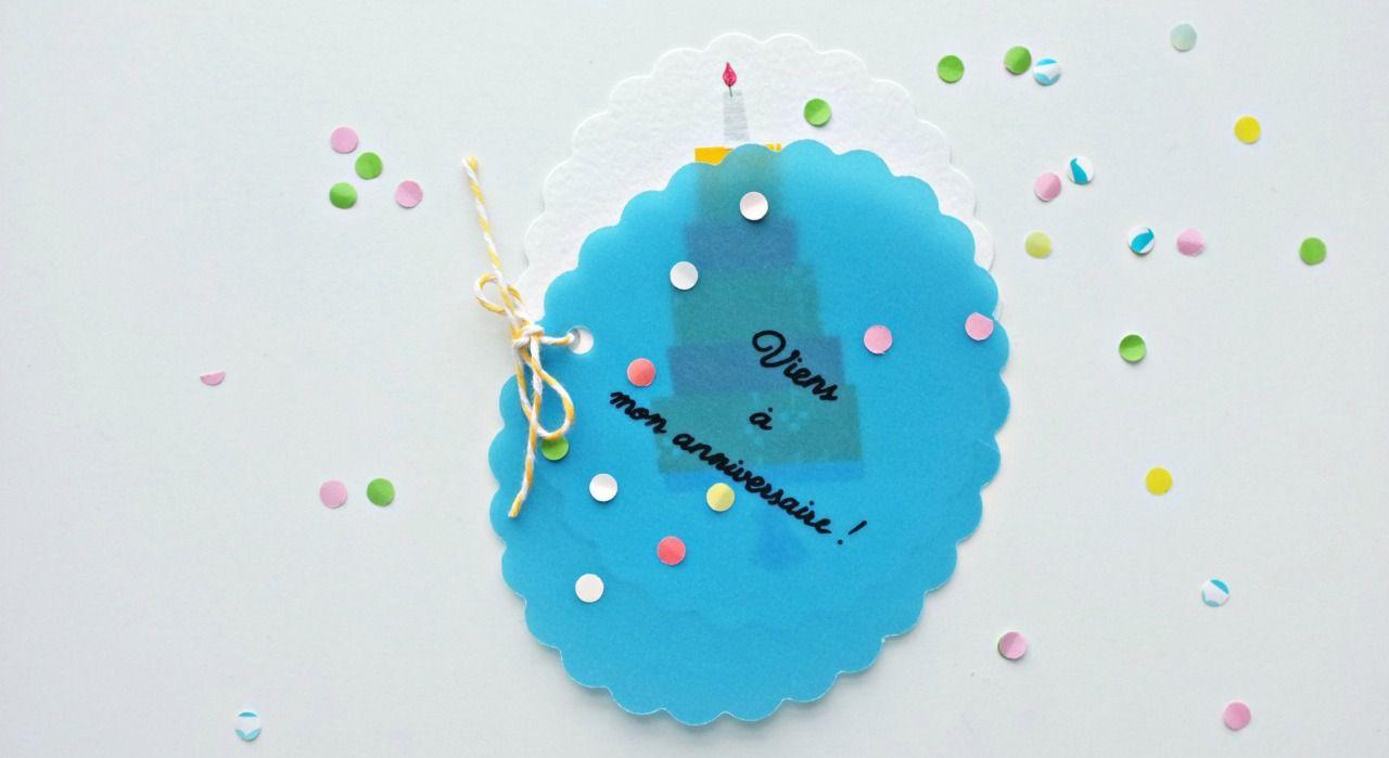 Carte D Invitation Anniversaire Bébé 1 An Gratuit Crafts