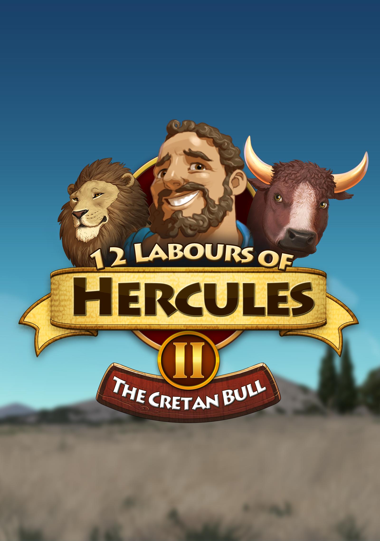 12 Labours Of Hercules Ii The Cretan Bull Online Game