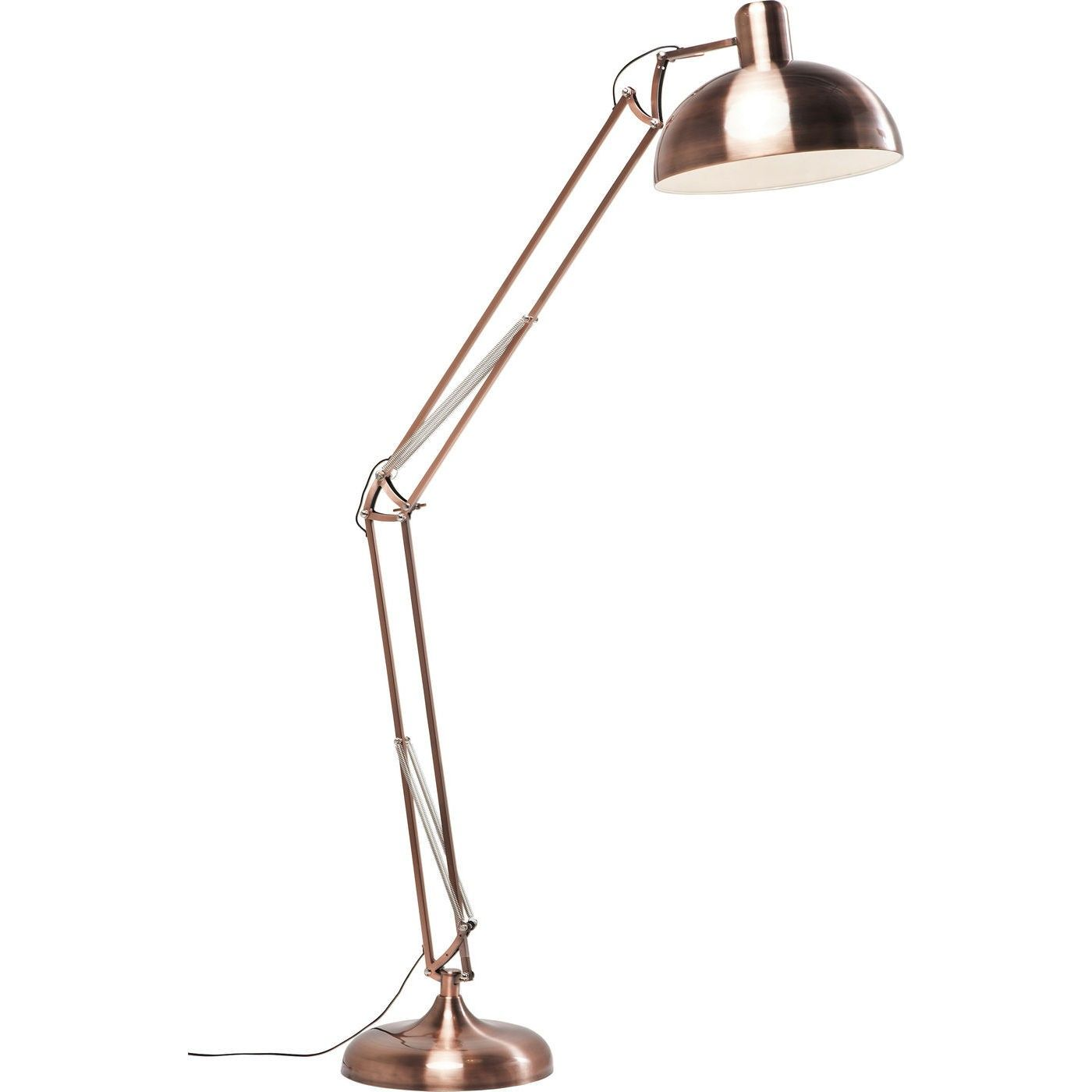 Stehlampe Office Copper