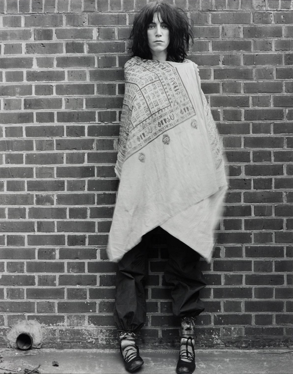 Patti Smith, 1978. Photo by Robert Mapplethorpe (1946-1989).