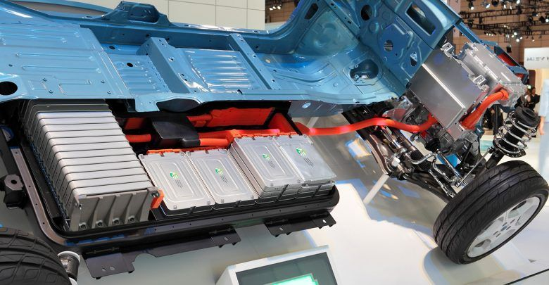 types of electric cars batteries and how it works part one