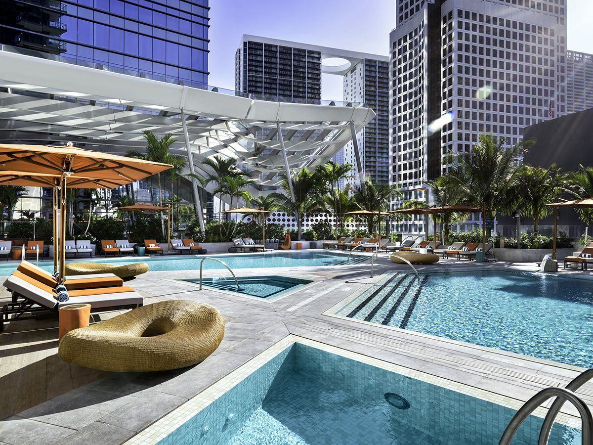 Brickell City Centre Arquitectonica Geo Best Hotels In Miami Miami Hotels Hotel Pool