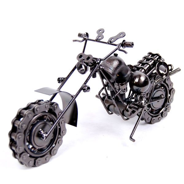 metal for crafts motorcycle craft model iron metal craft pinterest craft