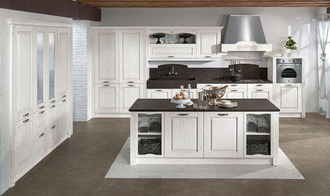 Awesome Cucina Classica Bianca Gallery Home Interior Ideas | cucina ...