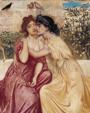 The Poetess Sappho Statue Art Art History