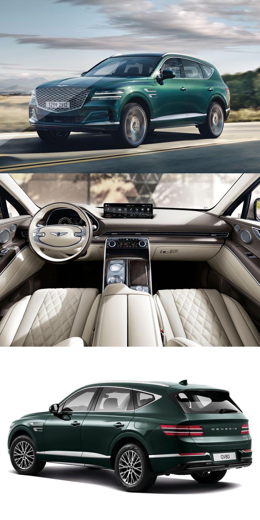 32++ Hyundais genesis gv80 dekstop