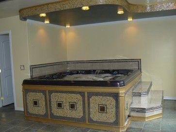 basement hot tub. Basement Hot Tub Room   189 Design Photos
