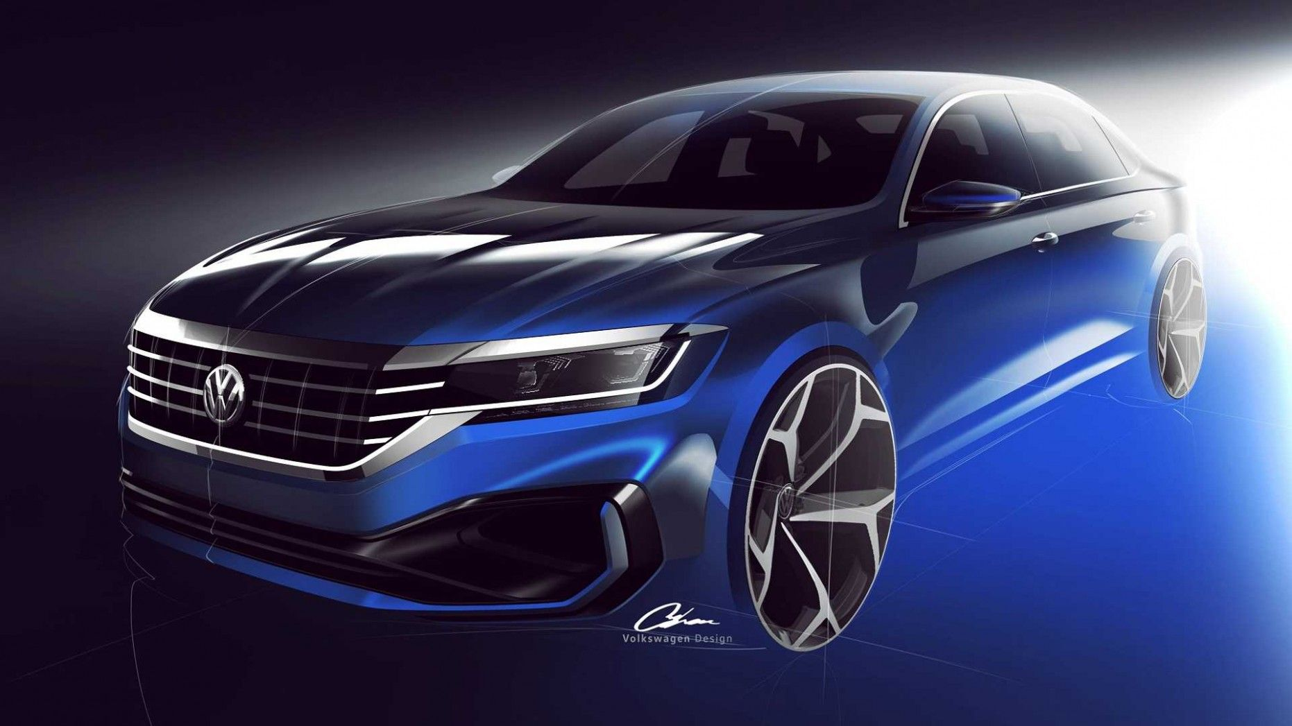 2020 The Next Generation VW Cc Release Date