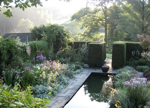 It S The Season Garden Walks Tours Garden Pool Water Features In The Garden Dream Garden