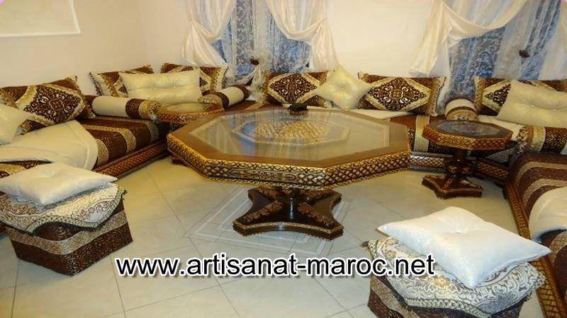 décoration salon marocain 2017 | mah | Pinterest | Salons ...