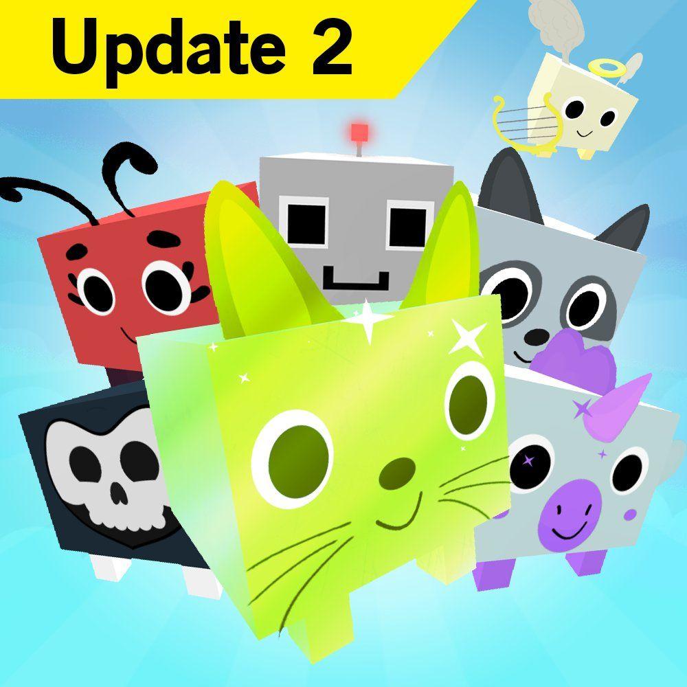 Trading Pet Simulator Roblox Pets Games Roblox