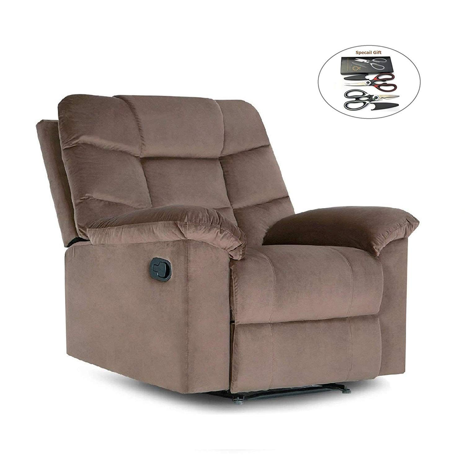 10 Top Overstuffed Living Room Chairs