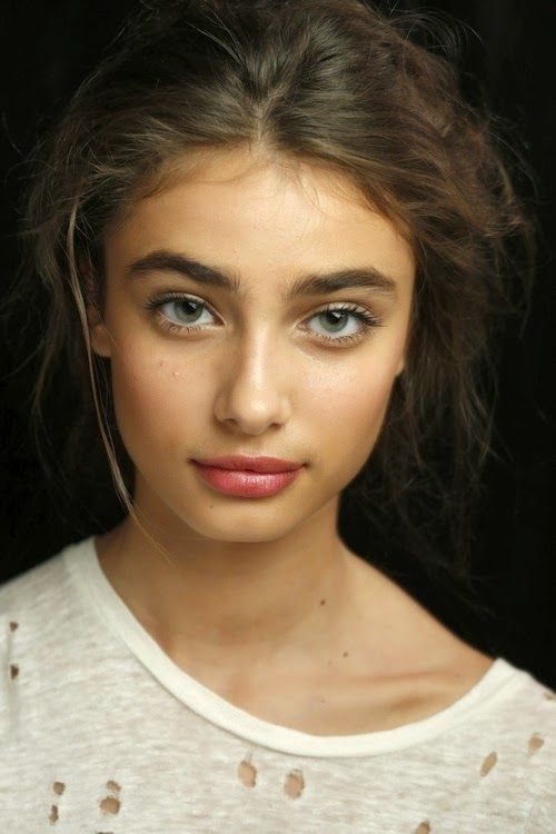 S Double Blog By Shawn Stussy January 2014 Messy Hairstyles Beauty Thick Eyebrows