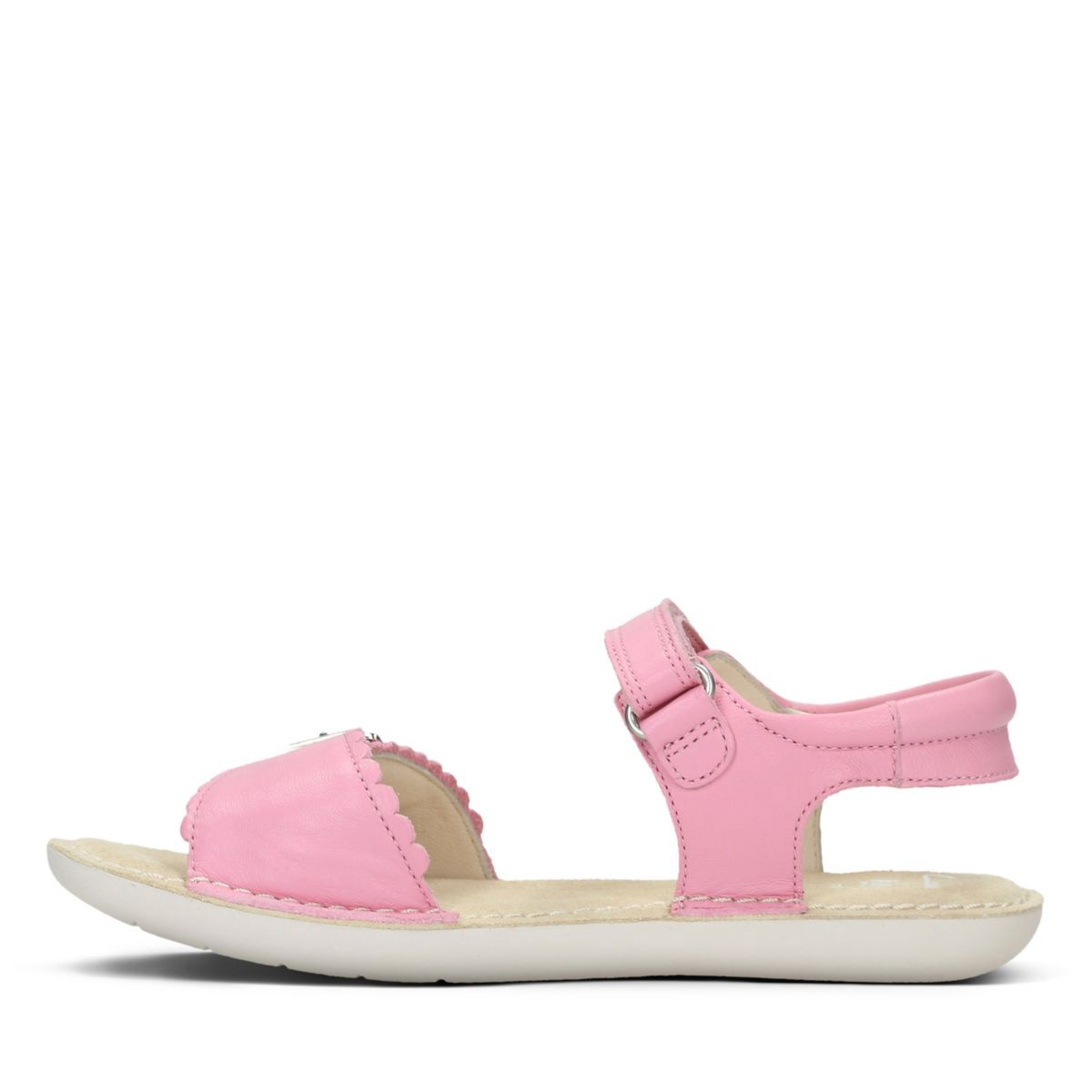 88d5d1ff482 Clarks Ivy Blossom Junior - Kids Sandals Pink Leather