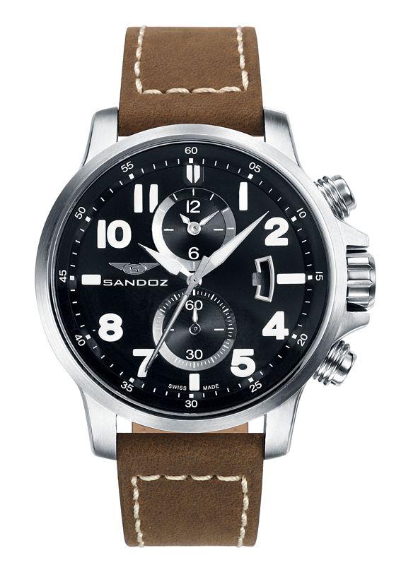 c1296756d8a0 Reloj Cro Sandoz Adventurer 81351-05