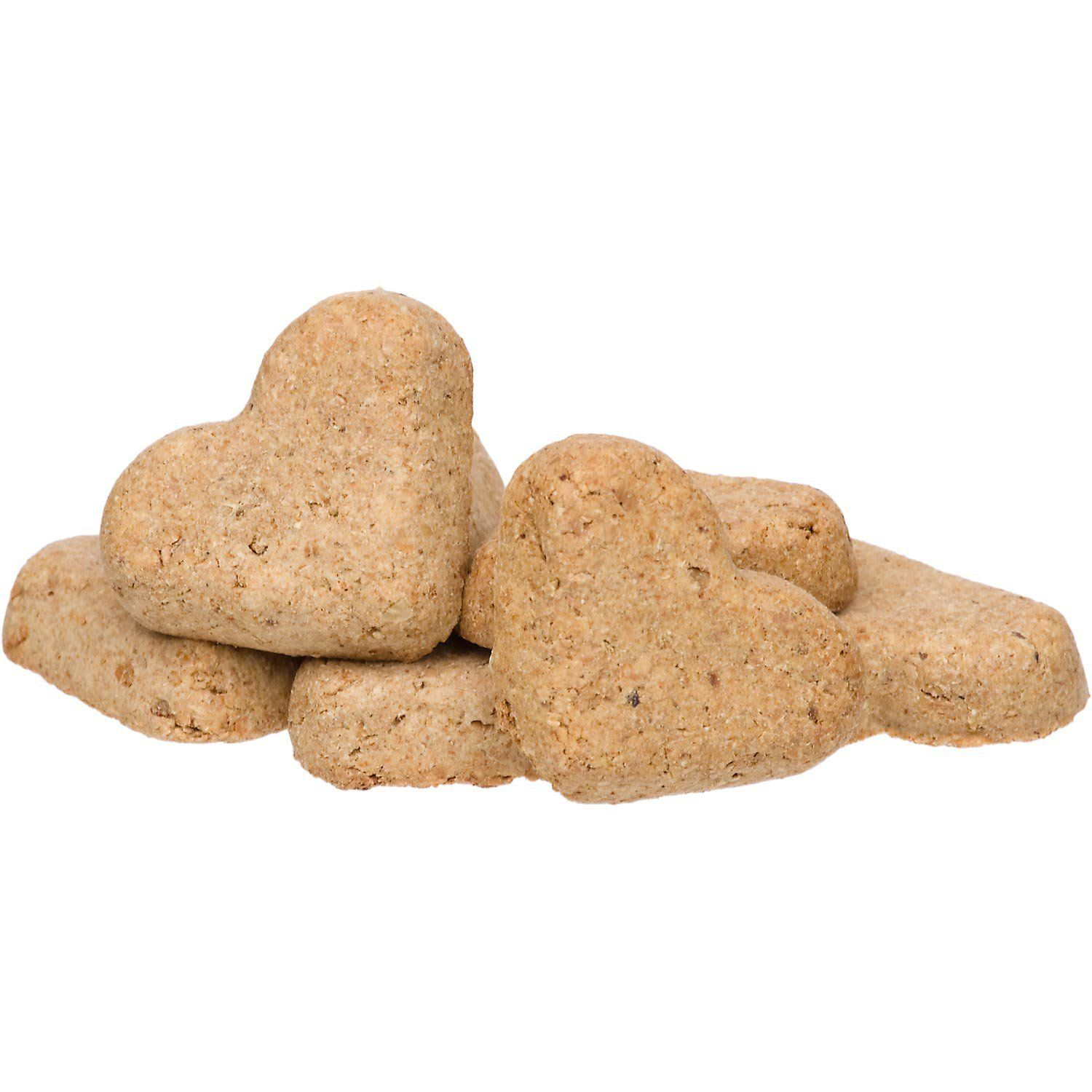 Petco Treat Bar Chicken Flavored Joint Support Heart Dog Treats 20