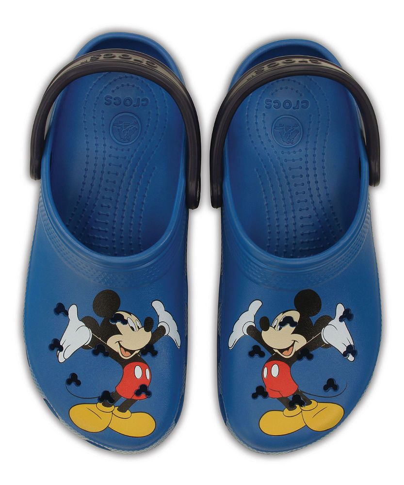 c8684bd5ea Crocs Mens Classic MICKEY MOUSE Vintage Clog Casual Ultramarine / Navy Blue  M 12 | Clothing, Shoes & Accessories, Unisex Clothing, Shoes & Accs, Unisex  ...