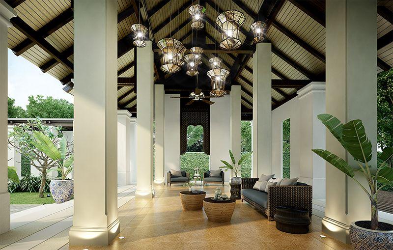 Setthasiri San Sai Architecture Architecture Details House