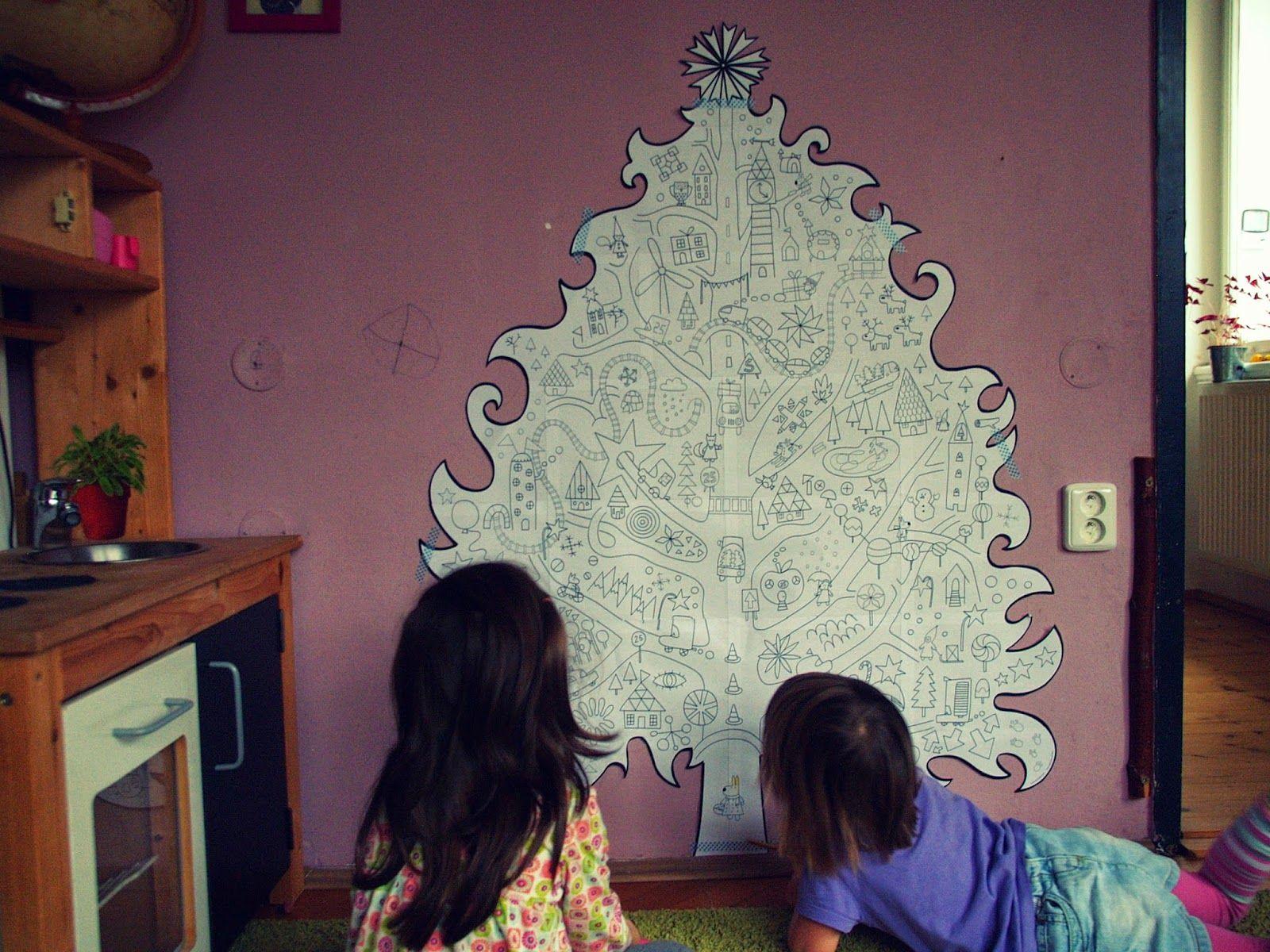 Vánoční omalovánky pro děti - k vytištění zde: http://pdf ...