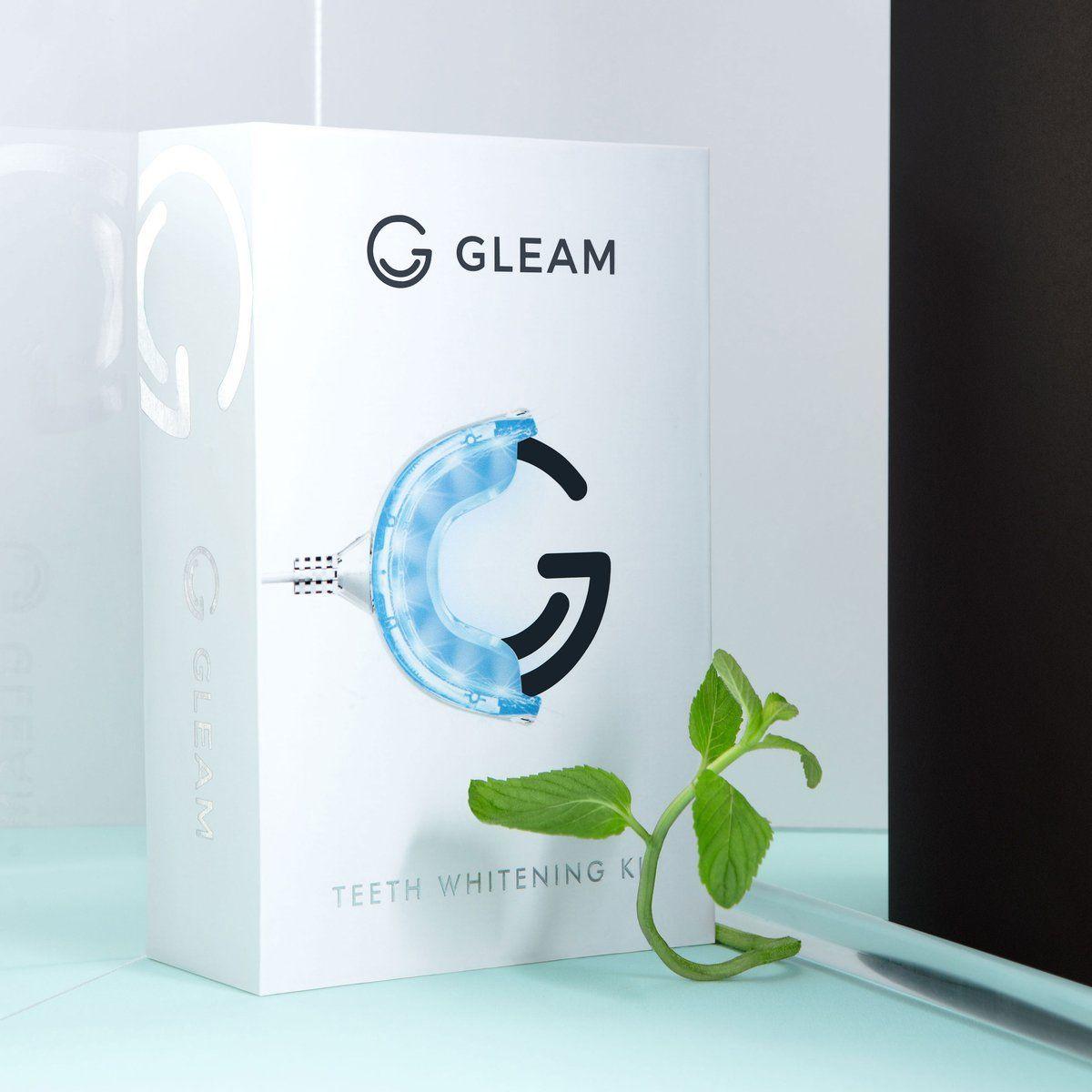 Gleam™ Teeth Whitening System #toothpasteteethwhitening #bestteethwhitening