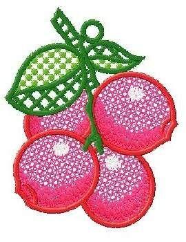962da3fea9952 B297 Coleção Bordados Computadorizados Frutas E Legumes