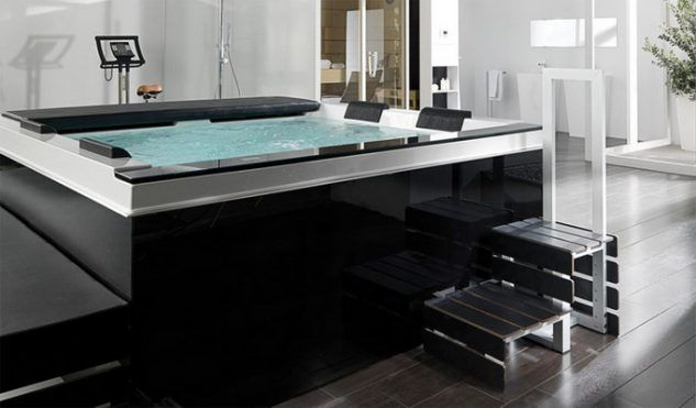 15 Luxurious Jacuzzi In Your Bathroom For Relaxation - Top Inspirations