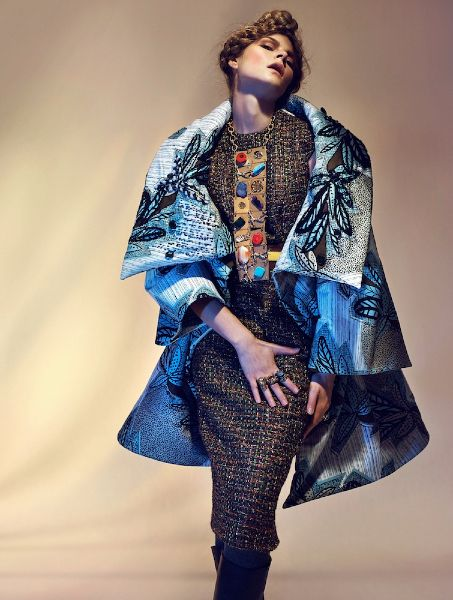 I And Africa | cutfromadiffcloth: Brand: Stella Jean ...