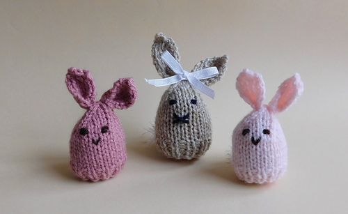 Ravelry: Easter Bunny Egg Cosy pattern by marianna mel ...