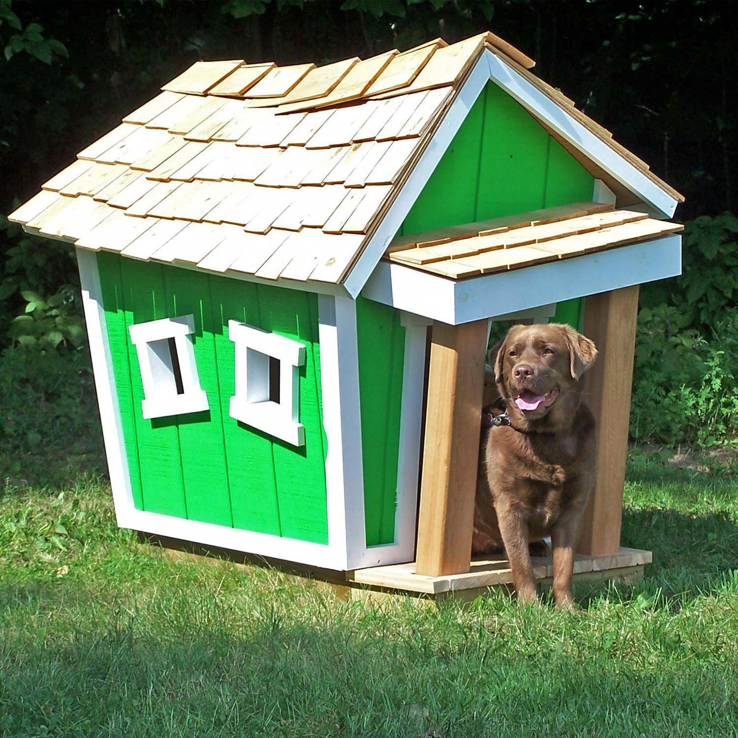Crooked Doghouses : Mini