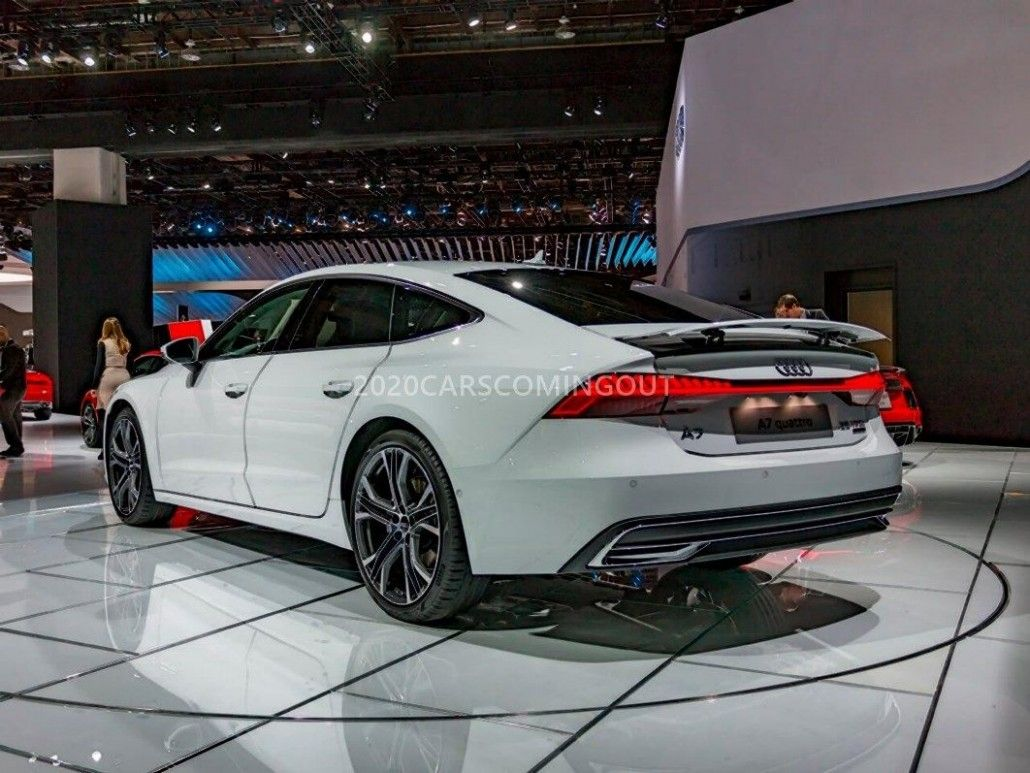 2020 All Audi A7 Style
