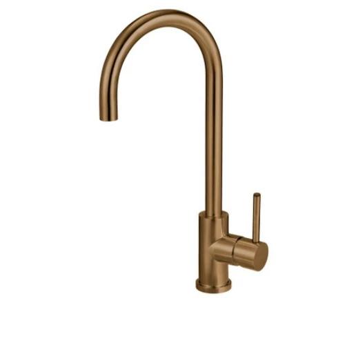 Copper Coloured Kitchen Sinks