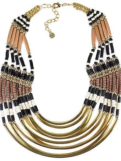 Alpo Necklace - Pieces - Gold - Jewellery - Accessories - Women - Nelly.com