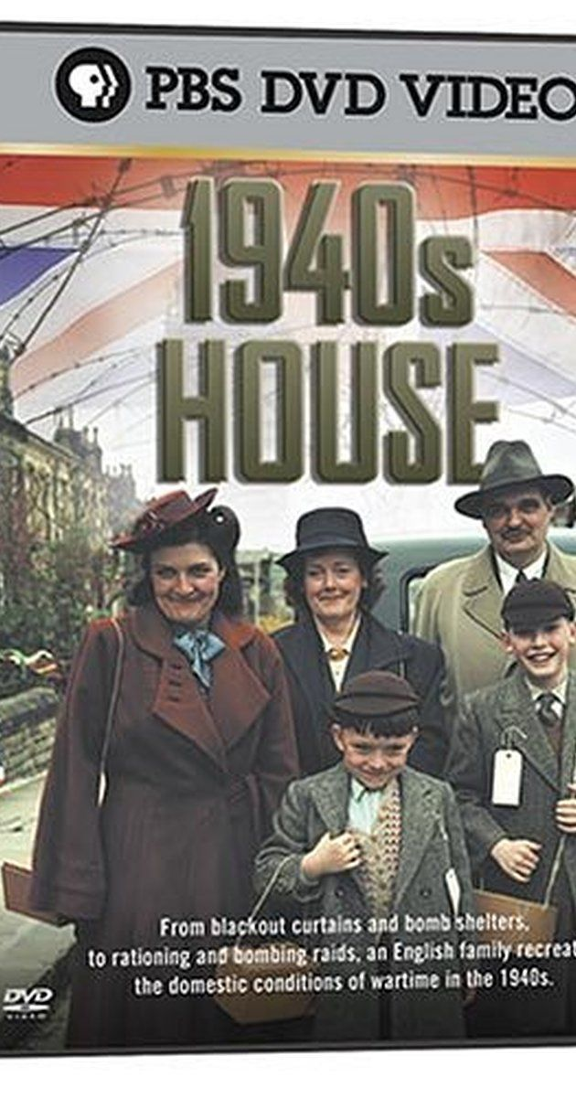 The 1940s House (TV Series 2001 ) 1940s home, Tv series