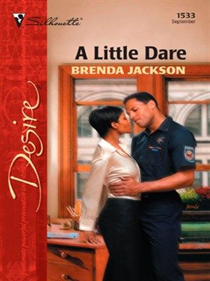 A Little Dare By Brenda Jackson Books Worth Reading In 2019