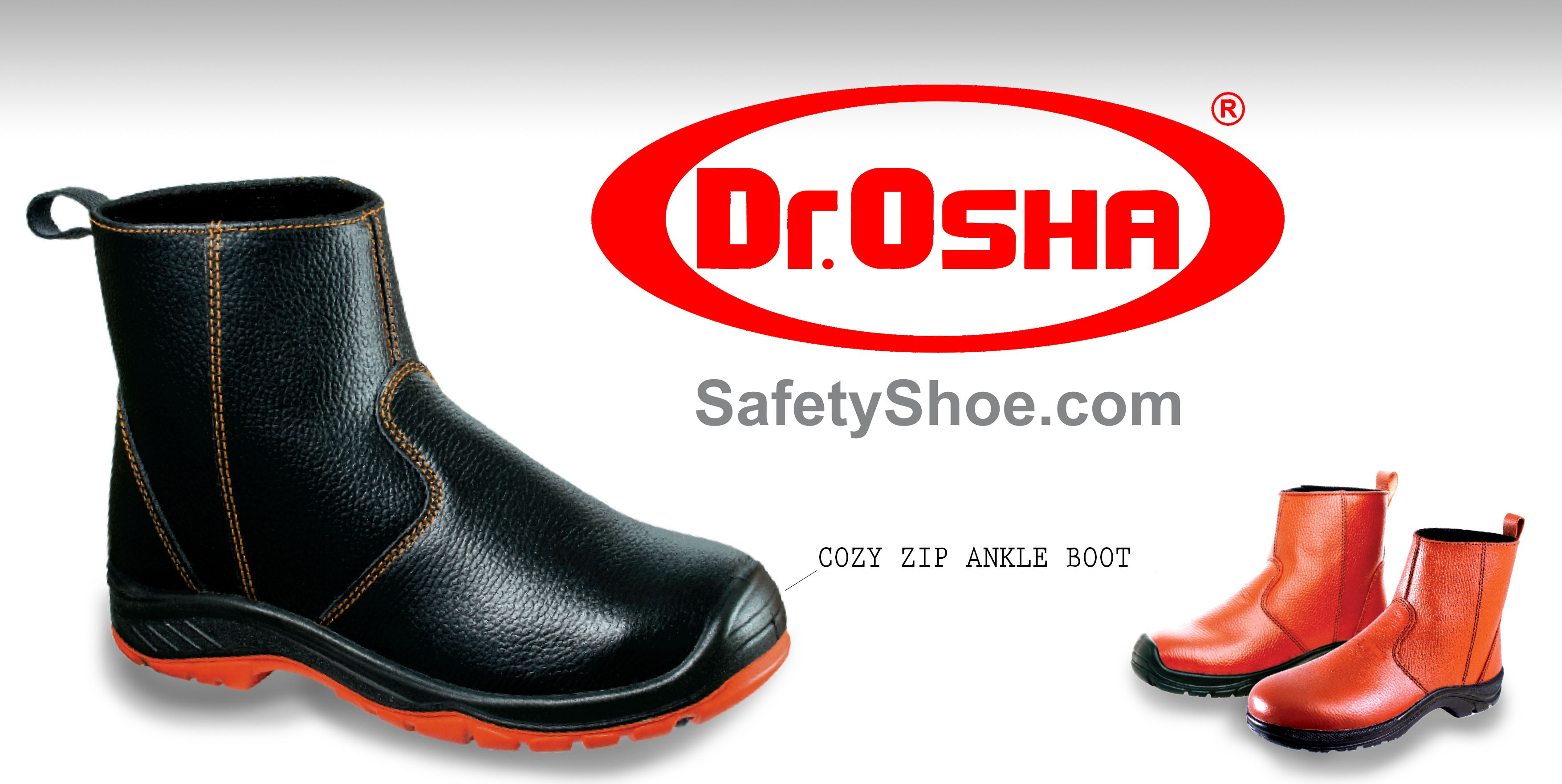Dr Osha Safety Shoes Hero Straps 3188 Black Daftar Harga Terbaru Cheetah 7106ha Pin By Drosha