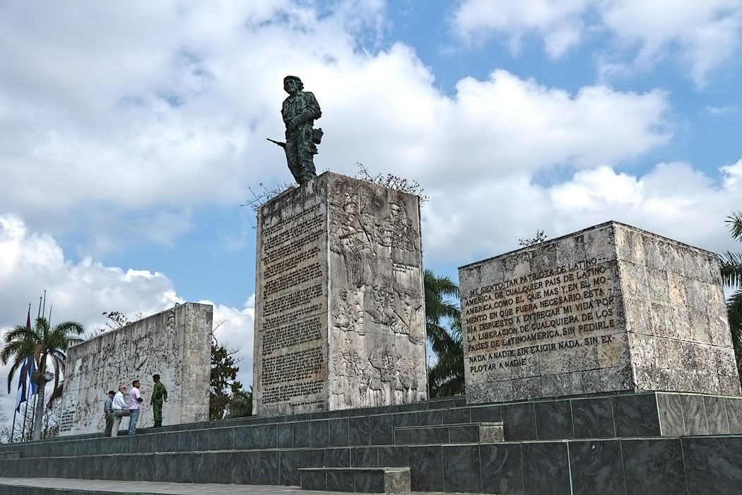 PHOTO: Revolution Plaza in Santa Clara, Cuba | My Travel ...