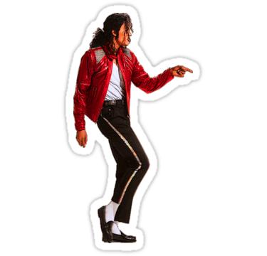 Michael Jackson Is The New T Shirt Stickers By Washingtonsou Redbubble Pegatinas Kawaii Pegatinas Pegatinas Tumblr