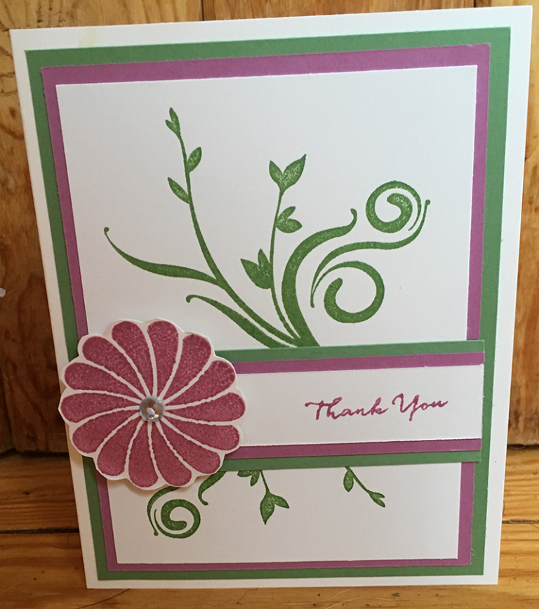 thank you card  cards handmade thank you cards cards