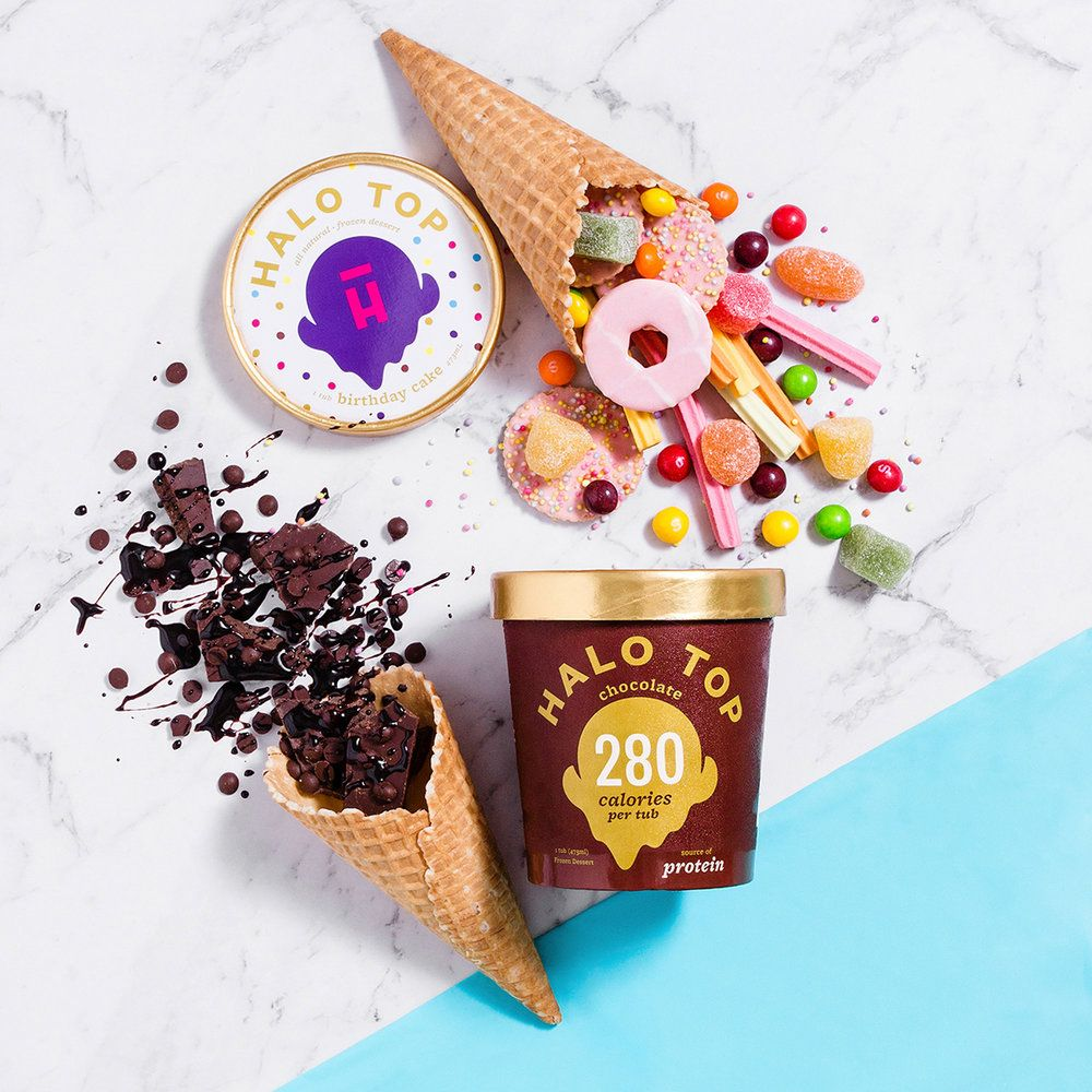 Work Ice Cream Candy Chocolate Topping Ice Cream Tubs