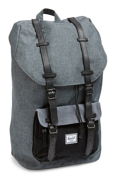 7abfc6637 Herschel Supply Co. 'Little America' Backpack available at #Nordstrom |  bags, wallets & more | Pinterest | Bolsos para hombre, Accesorios  masculinos y ...