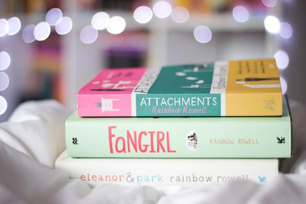 CRÉDITOS DA FOTO BLOG QUASE BLOGUEIRA Books livros Rainbow Rowell   todos os livros da escritora autora recomendação dica eleanor e park sinopse indicação eu sem qualidades blog