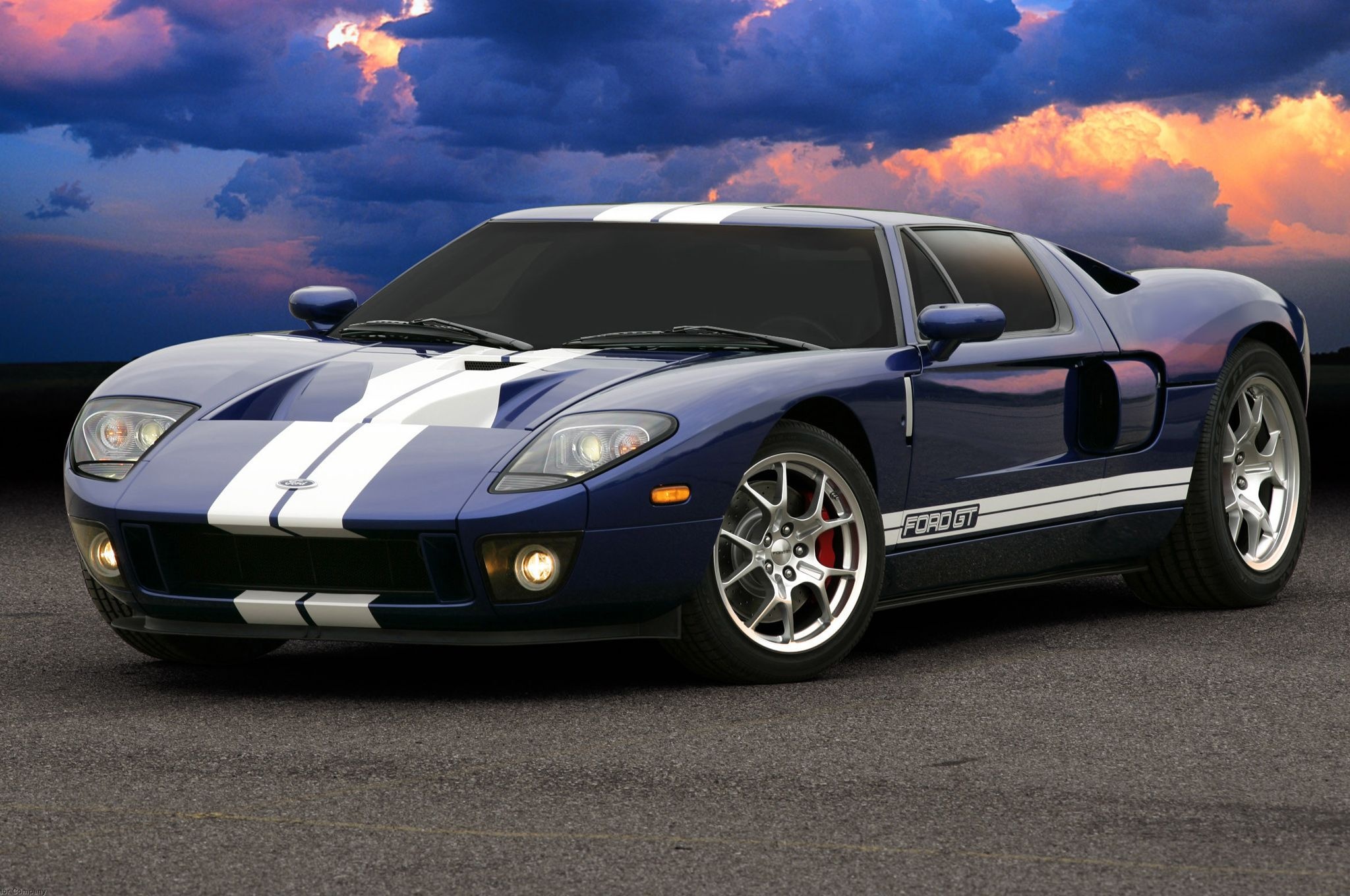 All The Cars That Go 200 Mph Ford Gt Sports Car Wallpaper