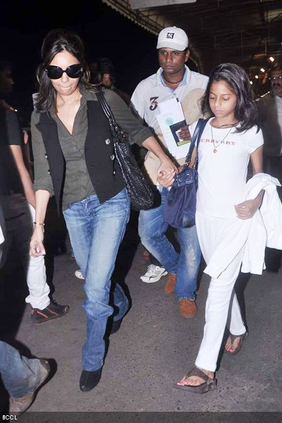 Shahrukh Khan Daughter School