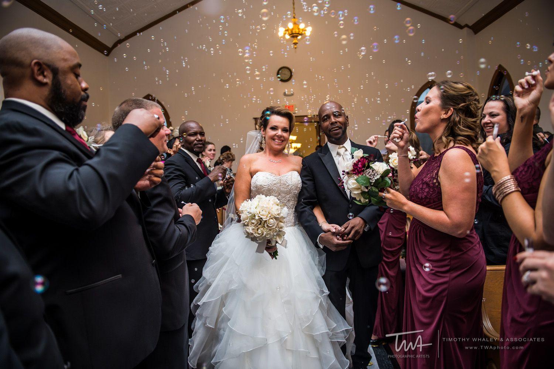 Celebration Bubbles Twa Wedding Photography Chicago